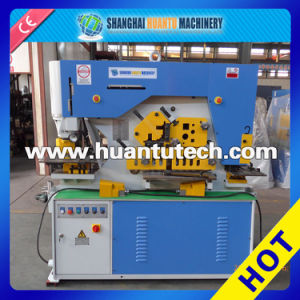 Hydraulic Ironworker / Combined Cutting & Punching Machine/ Multiple pictures & photos