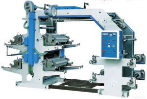 Flex Printing Machine with High Quality pictures & photos