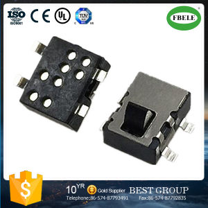 The Detection Switch Positioning Column Temperature Surveying Four SMD Switch Life 100 Thousand Times pictures & photos