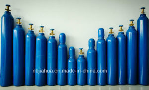 Industrial Oxygen Gas Cylinder GB5099/ISO9809 40L 150bar/250bar pictures & photos