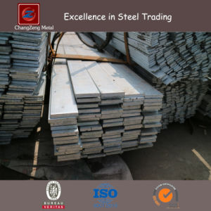 Hot Rolled S235jr Steel Flat Bar (CZ-F74) pictures & photos