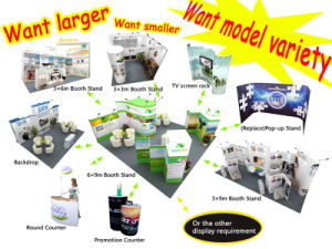 Portable Eco-Friendly Modular China Exhibition Booth pictures & photos