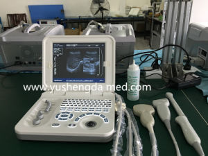 Hot Sale Hospital Equipment Digital Laptop Ultrasound System Ysd4000c pictures & photos