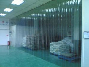 PVC Material PVC Strip Curtain for Cold Room pictures & photos