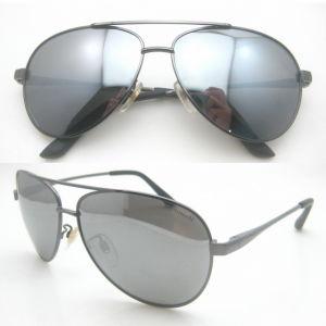 2017 New Brand Designer Metal Polarized Fashion Sunglasses pictures & photos