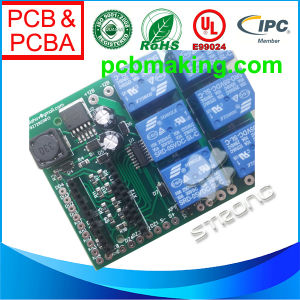 Quick Turn PCB Prototype SMT OEM ODM PCBA Assembly