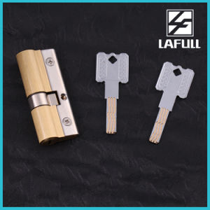 75mm Secureity Level C+ High Quality Brass Door Lock Cylinder pictures & photos