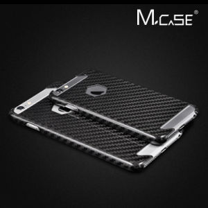 China Manufacturer of Carbon Fiber Mobile Phone Case for iPhone 6 6s pictures & photos