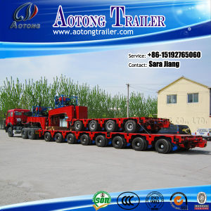 200tons Hydraulic Multi Axles Modular Semi Truck Trailer pictures & photos