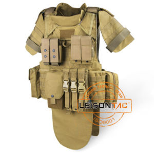 Ballistic Vest Tac-Tex Nij Iiia with Pouches pictures & photos