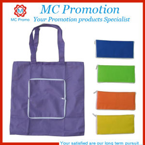Promotional Collapsible Non-Woven Shopping Bag