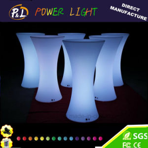 16 Colors and Remote Control LED Furniture Rechargeable LED Bar Table pictures & photos