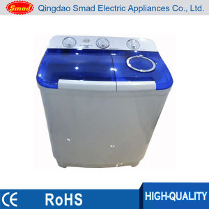13kg Top Loading Twin Tub Semi Automatic Washing Machine with CE CB pictures & photos