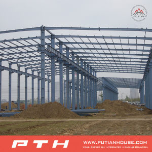 Prefabricated Ce Approved Steel Structure Workshop pictures & photos