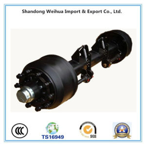 8t to 25t Semi Trailer Axle pictures & photos