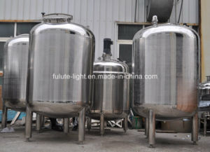 Food Grade Stainless Steel Milk Holding Tank pictures & photos