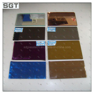 2mm-10mm Clear & Colored Copper Free Silver/ Aluminum Mirror with Ce, Csi, SGS pictures & photos