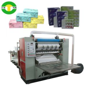 Full Automatic Embossing Facial Tissue Making Machine pictures & photos