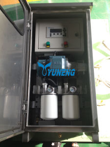 Intercepting Impurity Online on-Load Tap Changer Oil Purifier pictures & photos