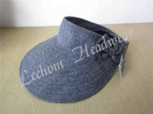 UV Protection Visor Hats (LV15011) pictures & photos
