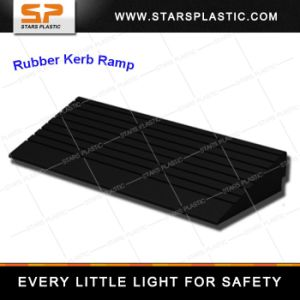 Kr-A27-up-4m Road Safety Rubber Kerb Ramp pictures & photos