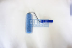 018 Paint Roller (Blue With Long Blue Plastic Handle) pictures & photos