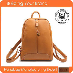 New Wholesale Fashion PU Designer Backpack pictures & photos