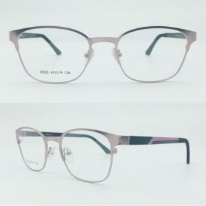 Cat Eye Woman Metal Optical Frames Glasses pictures & photos