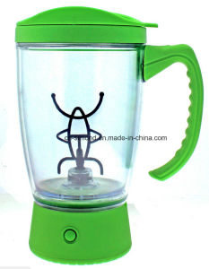 800ml Large Capacity Electric Protein Shaker Bottle pictures & photos