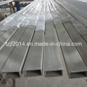 Polished Seamless Stainless Steel Square or Rectangular Pipes/Tubes pictures & photos