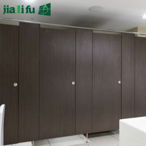 Jialifu Waterproof Digital Print Toilet Cubicle pictures & photos