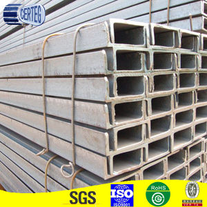 China Hot Sale Guide Steel Channel U pictures & photos