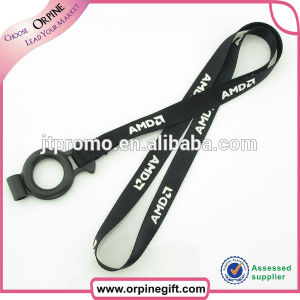China Supplier Wine Glass Holder Polyester Lanyard pictures & photos