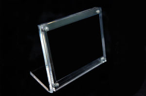 Acryli Price Tag Display Stand Holder First Direct Manufacturer in China pictures & photos