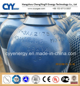 50L Oxygen Nitrogen Lar Acetylene CO2 Hydrogeen 150bar/200bar Seamless Steel Gas Cylinder pictures & photos
