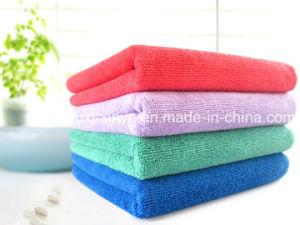 Cleaning Cloth Microfiber Towel Microfiber Cloth for Cleaning pictures & photos