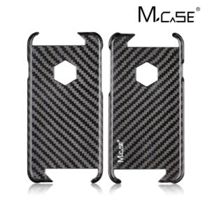 High Luxury Real Carbon Fiber Mobile Phone Case for Apple iPhone 7 Plus pictures & photos
