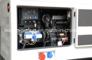 10kVA-2250kVA Power Diesel Silent Soundproof Generator Set with Perkins Engine (PK30120) pictures & photos