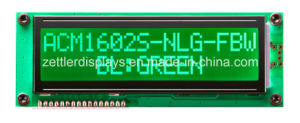 FSTN Negative 16 X 2 Character LCD Module with Red LED Backlight: Acm1602s-Nlr-Fbw pictures & photos
