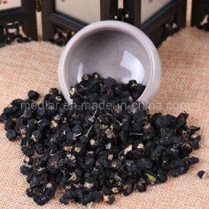 Medlar Certificated Organic Black Goji Berry pictures & photos