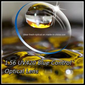 1.56 UV420 Blue Control Optical Lens pictures & photos