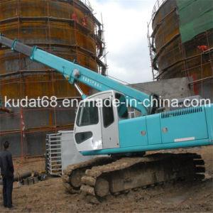 Telescopic Boom Crawler Crane (QUY16) pictures & photos