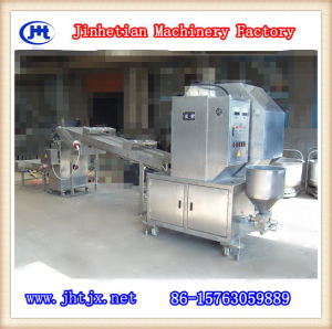 Samosa Pastry Making Machine/Spring Roll Wrapper Making Machine pictures & photos