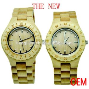 2016 New Wooden Watches, Best Quality Wood Watch (Ja15062) pictures & photos