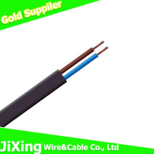 Solid Flat Sheath Cable Copper Wire pictures & photos