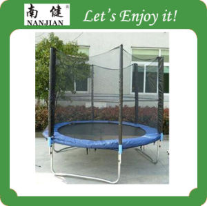 Indoor Trampoline with Enclosure on Sale pictures & photos