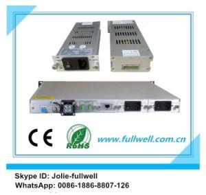 Cnr: 52dB, Sbs: 13 ~19dBm Adj. Hfc 1550nm CATV Fiber External Optical Transmitter (FWT-1550EH -2X9) pictures & photos