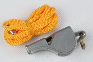 Fox 40 Classic Cmg Cushioned Mouth Grip Official Whistle with Breakaway Lanyard pictures & photos