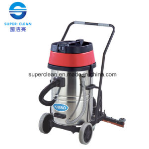 Kimbo 60L Wet and Dry Vacuum Cleaner with Squeegee pictures & photos