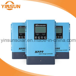 12V 24V 36V 48V 60A MPPT Solar Controller for PV System pictures & photos